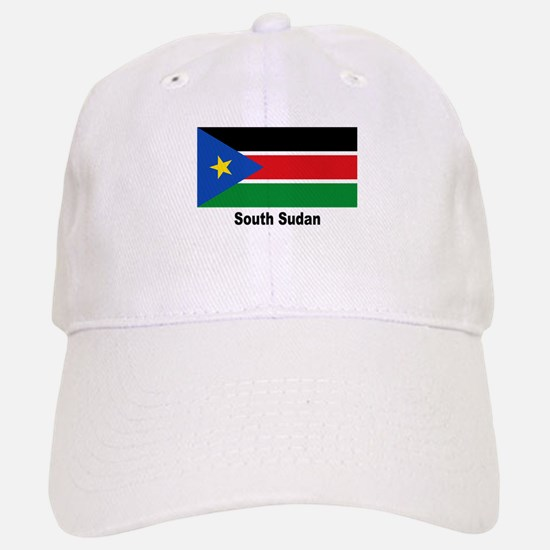 South Sudan Flag Baseball Baseball Cap
