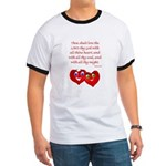 Hearts for God Ringer T