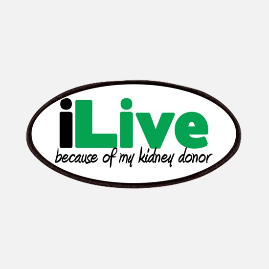 iLive Kidney Patches