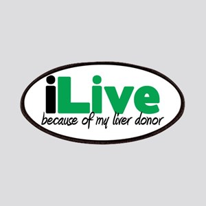 iLive Liver Patches