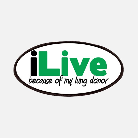 iLive Lung Patches