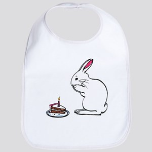 Birthday Bunny Bib