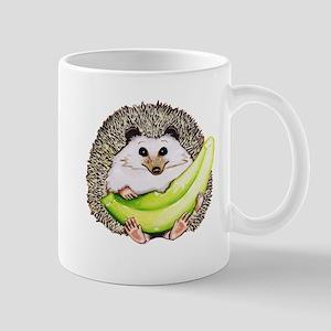 Cafepress Honeydew Hedgehog Mugs