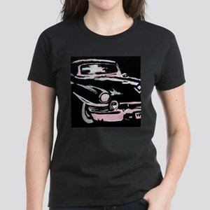 VINTAGE CAR Women's Dark T-Shirt
