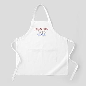 Clinton Gore 1996 Apron