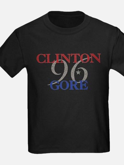 Clinton Gore 1996 T