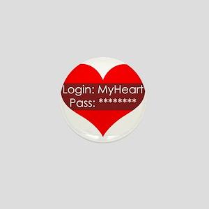 LogIn2 My Mini Button