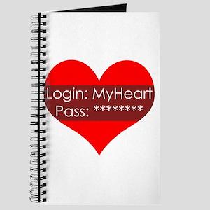LogIn2 My Journal