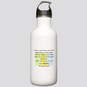 Nursing Student IV 2011 Stainless Water Bottle 1.0