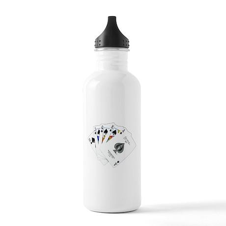 Original Royal Flush Stainless Water Bottle 1.0L