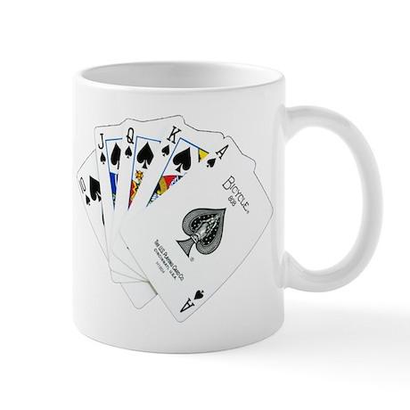 Original Royal Flush Mug