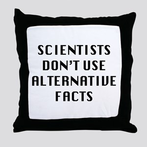 Scientists Throw Pillow