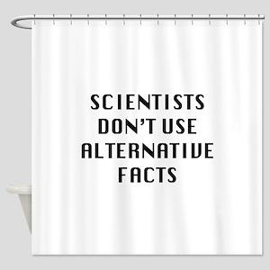 Scientists Shower Curtain