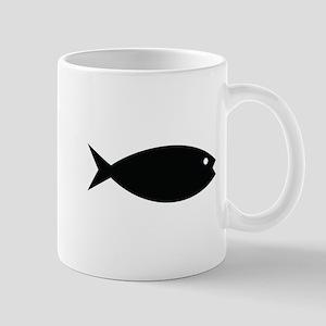 Fish Image Mug