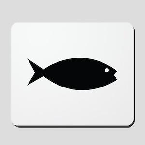 Fish Image Mousepad