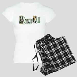 Donegal Dragon (Gaelic) Women's Light Pajamas