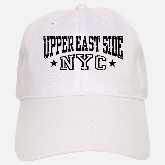 Upper East Side NYC Baseball Baseball Cap