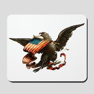 Vintage American Eagle Mousepad