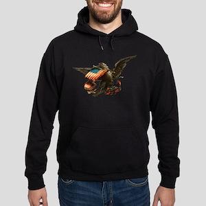 Vintage American Eagle Hoodie (dark)
