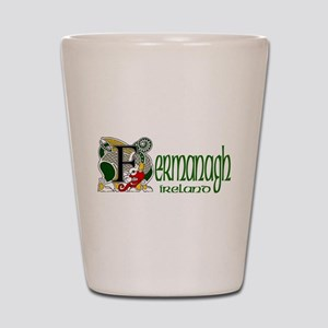 County Fermanagh Shot Glass