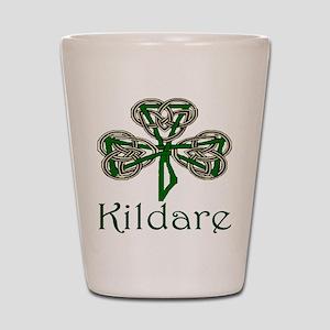 Kildare Shamrock Shot Glass