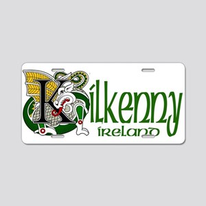 County Kilkenny Aluminum License Plate