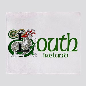 County Louth Throw Blanket