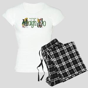 Mayo Dragon (Gaelic) Women's Light Pajamas