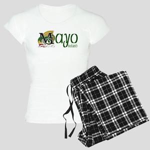 County Mayo Women's Light Pajamas