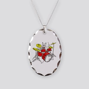 Catoons™ Necklace Oval Charm