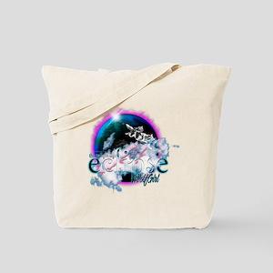 Twilight WolfGirl Tote Bag