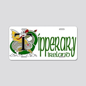 County Tipperary Aluminum License Plate