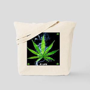 Smoke 4 Life Tote Bag