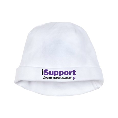 iSupport Domestic Violence baby hat