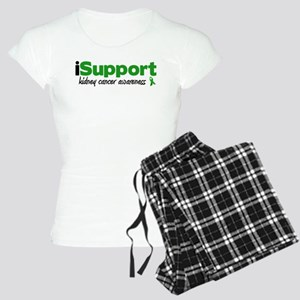 iSupport Kidney Cancer Women's Light Pajamas