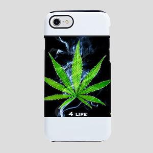 Smoke 4 Life iPhone 7 Tough Case