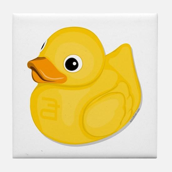 Rubber Ducky, Tile Coaster