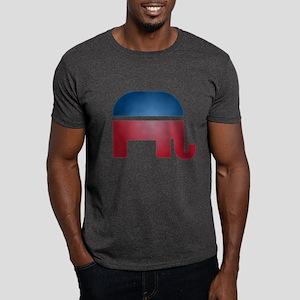 Blurry Elephant Dark T-Shirt