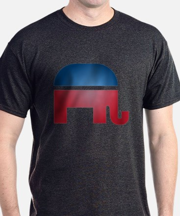 Blurry Elephant T-Shirt
