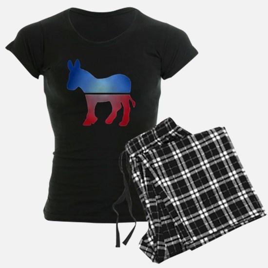 Blurry Donkey Pajamas