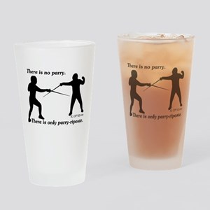 Parry-Riposte Pint Glass