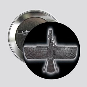 "Faravahar 2.25"" Button (100 pack)"