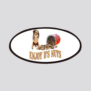 Enjoy D's Nuts Patches