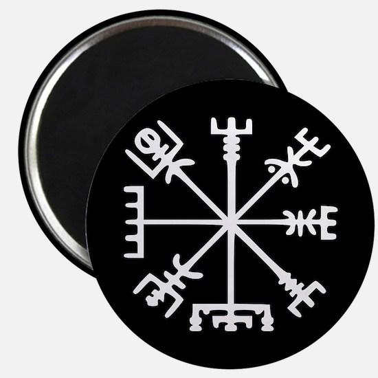 Viking Compass : Vegvisir Magnet