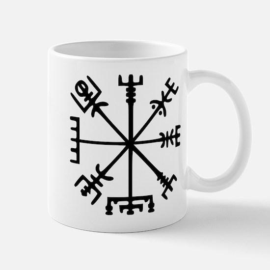 Viking Compass : Vegvisir Mug