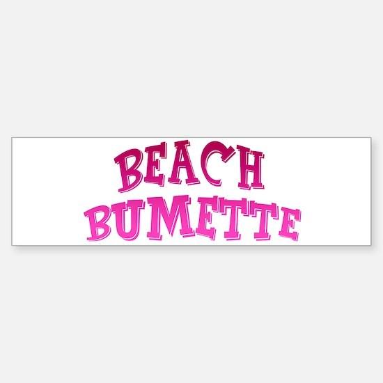 Funny Chesney Sticker (Bumper)