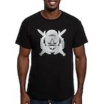 Spec Ops Diver Men's Fitted T-Shirt (dark)