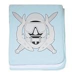 Spec Ops Diver baby blanket