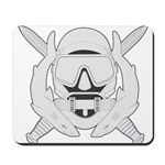 Spec Ops Diver Mousepad