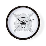 Spec Ops Diver Wall Clock